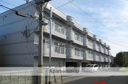 北海道札幌市西区、発寒中央駅徒歩9分の築26年 3階建の賃貸マンション