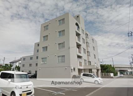 北海道札幌市西区、琴似駅徒歩19分の築28年 5階建の賃貸マンション
