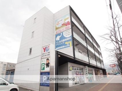 北海道札幌市手稲区、手稲駅徒歩20分の築12年 4階建の賃貸マンション