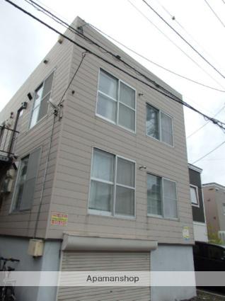 北海道札幌市中央区、西線9条旭山公園通駅徒歩7分の築42年 2階建の賃貸マンション