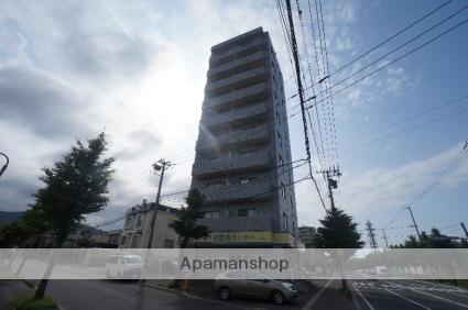 北海道札幌市手稲区、手稲駅徒歩5分の築26年 10階建の賃貸マンション