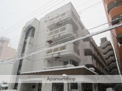 北海道札幌市西区、琴似駅徒歩15分の築30年 5階建の賃貸マンション