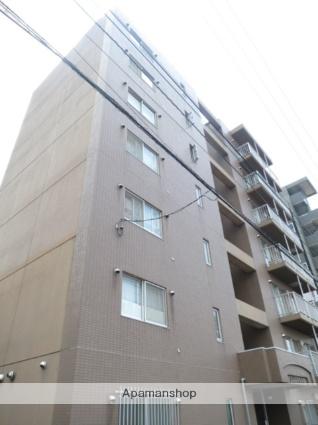 北海道札幌市西区、発寒中央駅徒歩7分の築23年 7階建の賃貸マンション