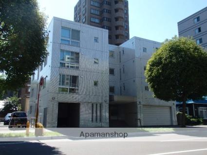 北海道札幌市中央区、西18丁目駅徒歩7分の築13年 4階建の賃貸マンション