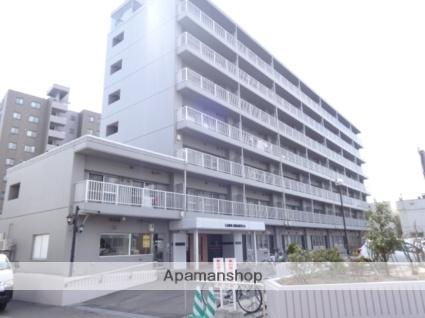 北海道札幌市西区、琴似駅徒歩13分の築34年 8階建の賃貸マンション