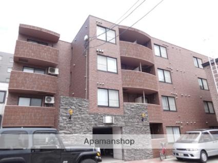 北海道札幌市中央区、西28丁目駅徒歩10分の築14年 4階建の賃貸マンション