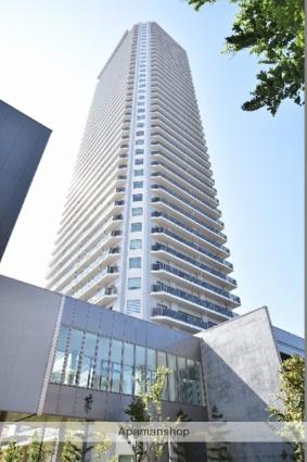 北海道札幌市西区、琴似駅徒歩7分の築3年 40階建の賃貸マンション