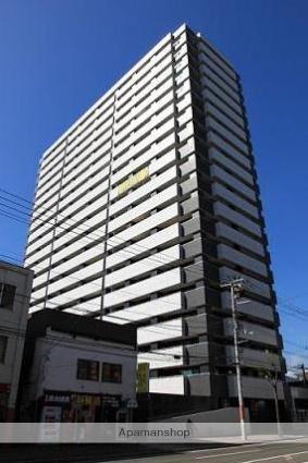 北海道札幌市西区、琴似駅徒歩16分の築8年 20階建の賃貸マンション