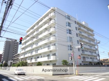 北海道札幌市中央区、円山公園駅徒歩19分の築34年 7階建の賃貸マンション