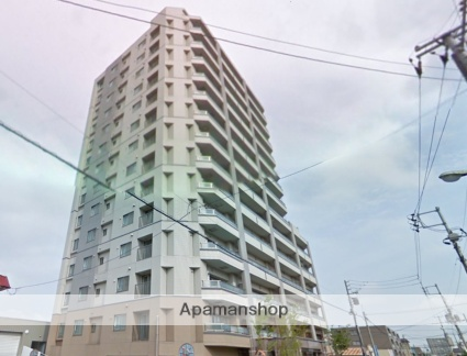 北海道札幌市西区、宮の沢駅徒歩5分の築2年 15階建の賃貸マンション