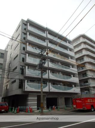 北海道札幌市中央区、桑園駅徒歩12分の築1年 7階建の賃貸マンション