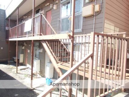 北海道札幌市中央区、桑園駅徒歩15分の築39年 2階建の賃貸アパート