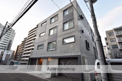 北海道札幌市中央区、円山公園駅徒歩9分の新築 4階建の賃貸マンション