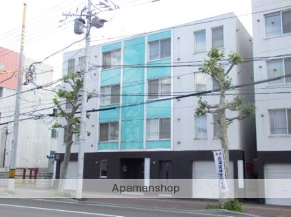 北海道札幌市中央区、桑園駅徒歩2分の築6年 4階建の賃貸マンション
