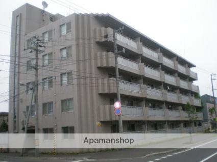 北海道札幌市西区、琴似駅徒歩20分の築25年 5階建の賃貸マンション
