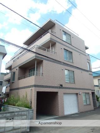 北海道札幌市中央区、西28丁目駅徒歩5分の築9年 4階建の賃貸マンション