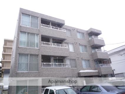 北海道札幌市中央区、西18丁目駅徒歩9分の築20年 4階建の賃貸マンション