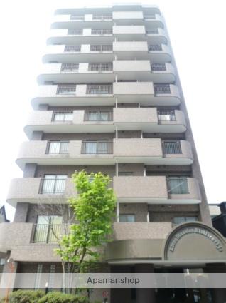 北海道札幌市中央区、西15丁目駅徒歩7分の築25年 10階建の賃貸マンション