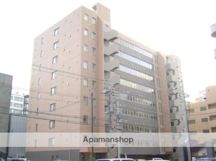 北海道札幌市中央区、西11丁目駅徒歩5分の築15年 9階建の賃貸マンション