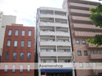 北海道札幌市中央区、円山公園駅徒歩12分の築25年 7階建の賃貸マンション