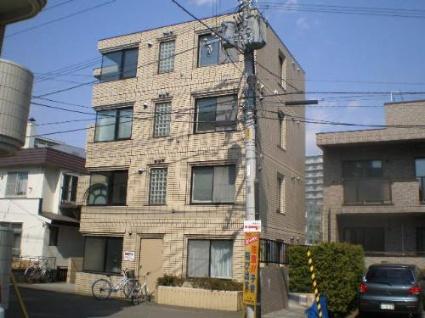北海道札幌市中央区、西28丁目駅徒歩8分の築26年 4階建の賃貸マンション