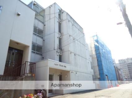 北海道札幌市中央区、西18丁目駅徒歩6分の築30年 5階建の賃貸マンション