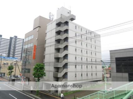 北海道札幌市西区、琴似駅徒歩17分の築29年 8階建の賃貸マンション