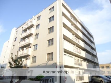 北海道札幌市中央区、西28丁目駅徒歩12分の築42年 7階建の賃貸マンション