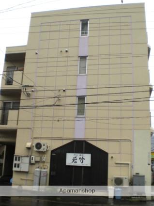 北海道札幌市中央区、円山公園駅徒歩4分の築28年 4階建の賃貸マンション