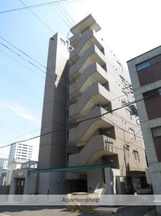 北海道札幌市中央区、西28丁目駅徒歩12分の築18年 7階建の賃貸マンション
