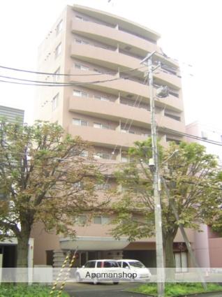 北海道札幌市中央区、西28丁目駅徒歩14分の築13年 9階建の賃貸マンション