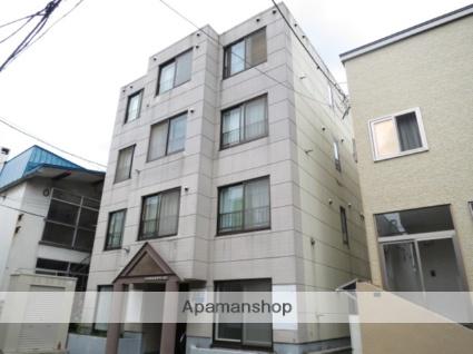 北海道札幌市中央区、二十四軒駅徒歩9分の築27年 4階建の賃貸マンション