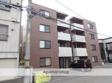 北海道札幌市西区、琴似駅徒歩20分の築12年 4階建の賃貸マンション