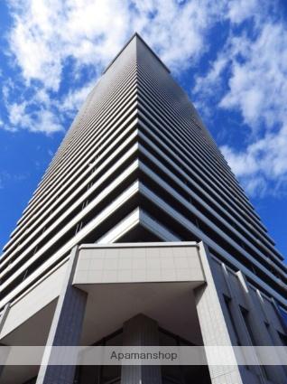 北海道札幌市西区、琴似駅徒歩1分の築12年 40階建の賃貸マンション
