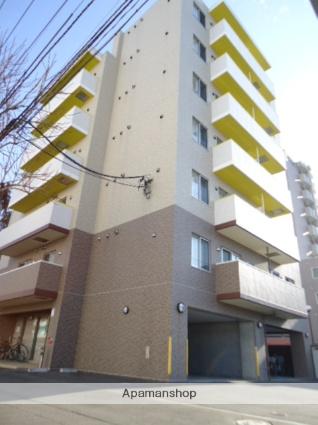 北海道札幌市中央区、桑園駅徒歩8分の築10年 7階建の賃貸マンション
