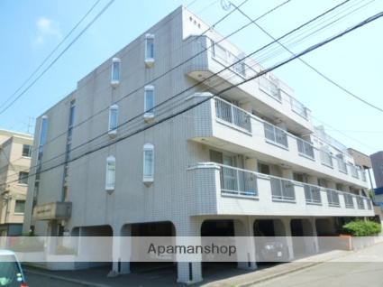 北海道札幌市中央区、二十四軒駅徒歩13分の築28年 4階建の賃貸マンション