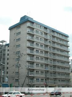 北海道札幌市中央区、西線6条駅徒歩3分の築42年 10階建の賃貸マンション