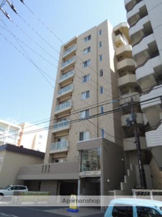 北海道札幌市北区、西28丁目駅徒歩15分の築11年 9階建の賃貸マンション