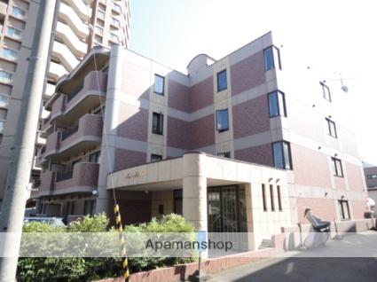 北海道札幌市西区、琴似駅徒歩17分の築18年 4階建の賃貸マンション