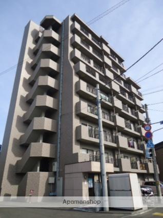 北海道札幌市中央区、桑園駅徒歩7分の築13年 9階建の賃貸マンション