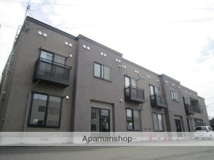 北海道札幌市北区、新川駅徒歩9分の築15年 2階建の賃貸アパート