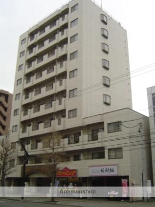 北海道札幌市中央区、西線6条駅徒歩10分の築27年 10階建の賃貸マンション