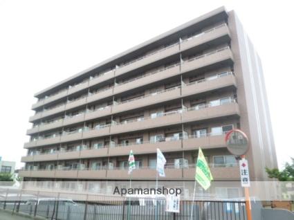 北海道札幌市西区、発寒中央駅徒歩12分の築12年 7階建の賃貸マンション