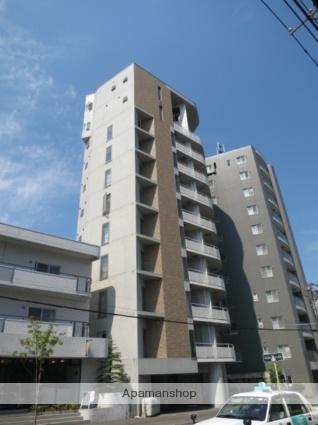 北海道札幌市中央区、二十四軒駅徒歩16分の築16年 11階建の賃貸マンション