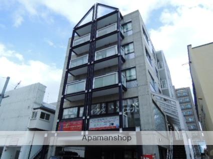 北海道札幌市中央区、円山公園駅徒歩8分の築27年 5階建の賃貸マンション