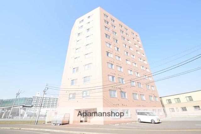 北海道札幌市北区、拓北駅徒歩22分の築7年 10階建の賃貸マンション