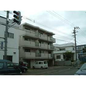 北海道札幌市東区、北18条駅徒歩16分の築26年 4階建の賃貸マンション