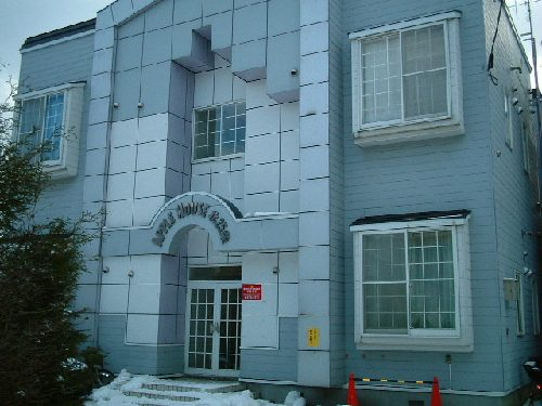 北海道札幌市東区、新道東駅徒歩20分の築26年 2階建の賃貸アパート
