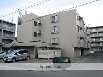 北海道札幌市東区、元町駅徒歩10分の築20年 4階建の賃貸マンション