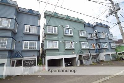 北海道札幌市東区、元町駅徒歩15分の築26年 3階建の賃貸アパート